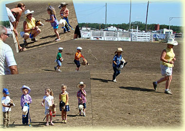 Stick Horse Competition 2010